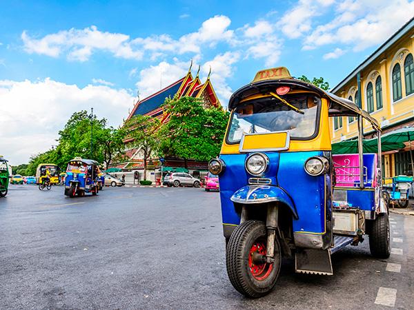 Transport i Asien