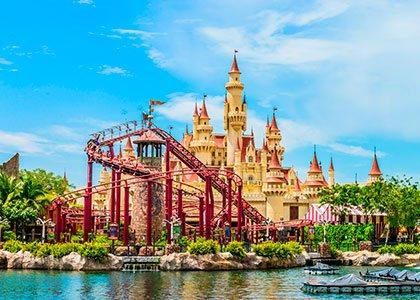 Universal Studios i Singapore