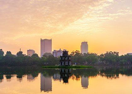 Rejser til Hanoi