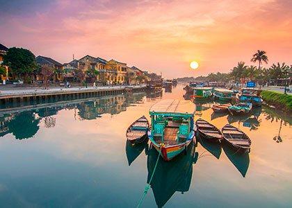 Rejser til Hoi An