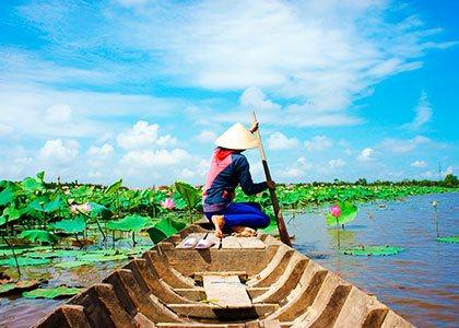 Rejs til Vietnam